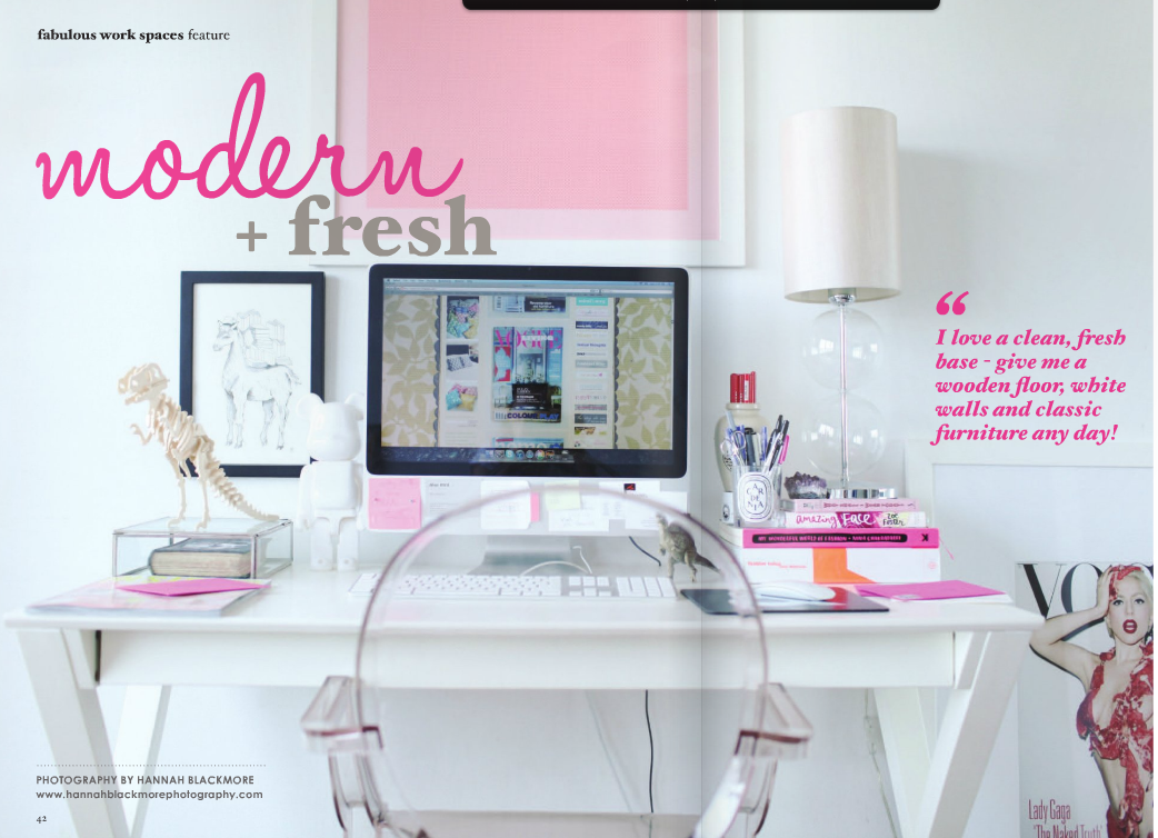 decorology fresh and inspiring home offices
