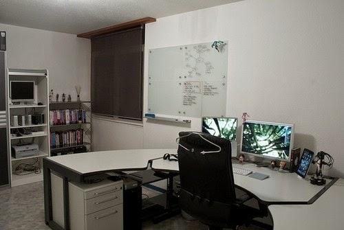 desain rumah tebaru kumpulan gambar desain ruang kerja