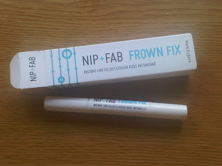 Nip + fab frown fix