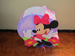 DECORACION MINNIE MOUSE 5 FIESTAS INFANTILES RECREACIONISTAS MEDELLIN