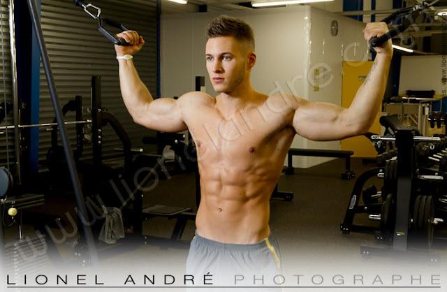 Thomas Martin • Male Model