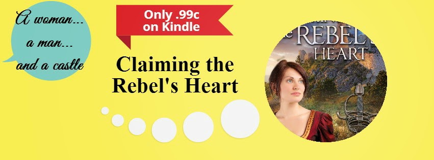 Claiming the Rebel's Heart Sale