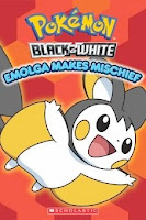bookcover of Pokémon:  Emolga Makes Mischief