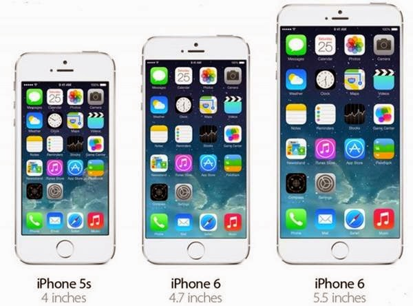 Apple IPhone 6 And IPhone 6 Plus These Important Differences