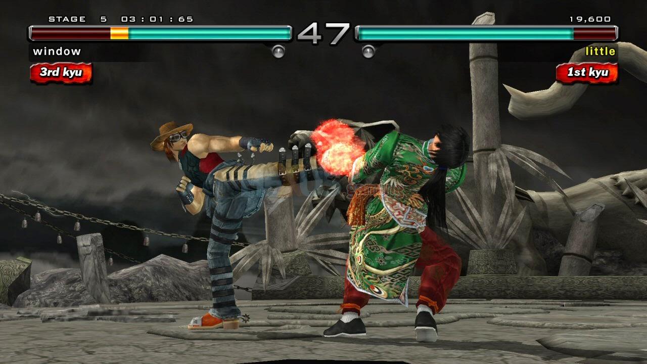 Tekken 5 full pc español