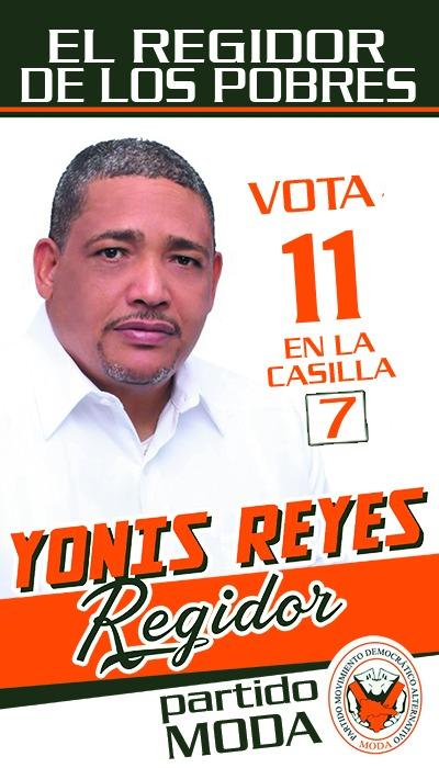 Yonis Reyes