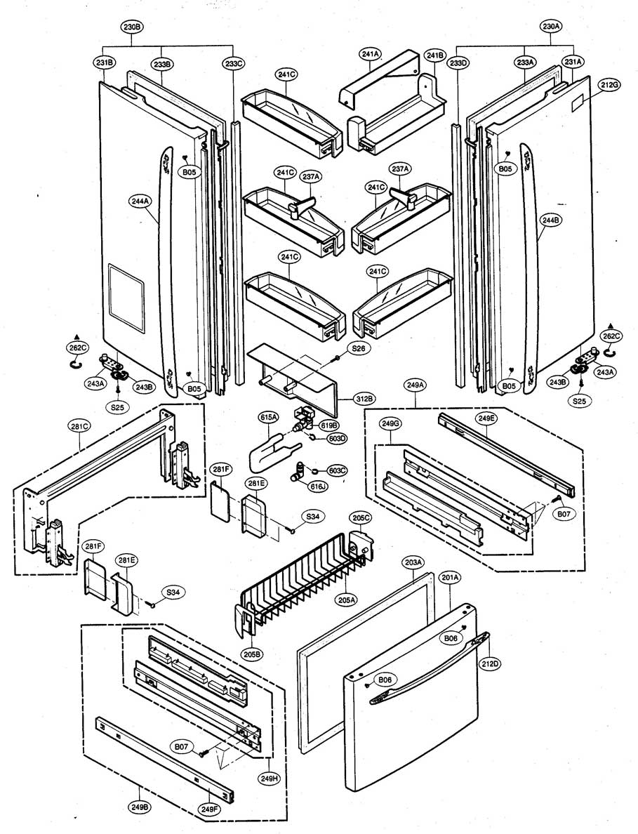 wiring diagram for kenmore elite refrigerator the wiring diagram kenmore refrigerator parts vidim wiring diagram wiring diagram