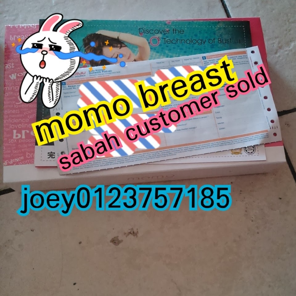 hot selling momo breast product to sabah customer