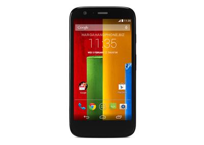 Motorola Moto G Spesifikasi dan Harga