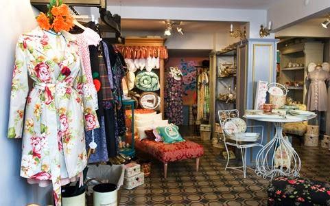 İstanbul'un Vintage Butikleri / Atölye Mariposa