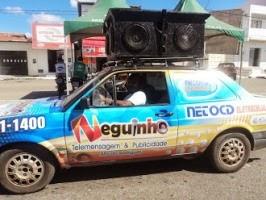 NEGUINHO DE NICOLAU PUBLICIDADE  LIGUE 9681 1400