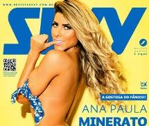Ana Paula Minerato Revista Sexy
