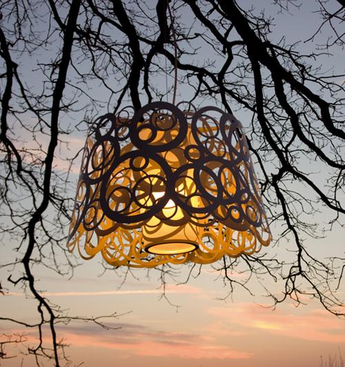 Lights by Bystee تصميم إنارة من Bysteel إضاءات جميلة للحدائق إضاءة Bysteel حوش
