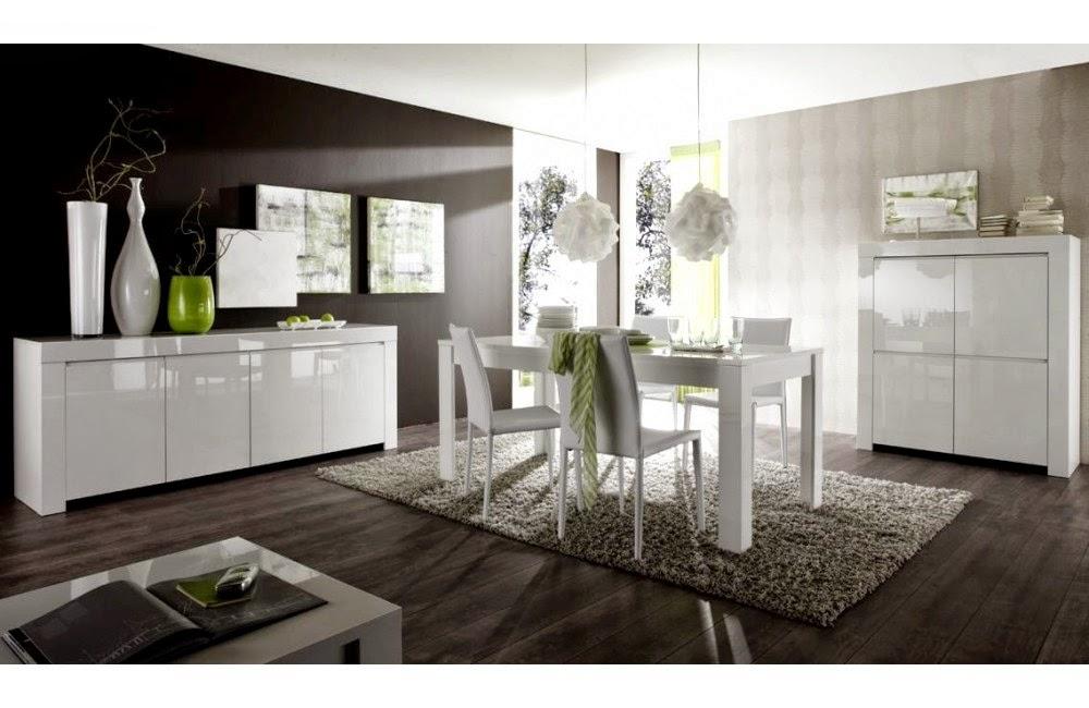 D coration et bricolage salles manger modernes for Modele de salle a manger moderne