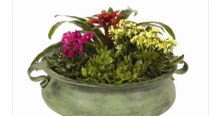 Extraordinaires pots de fleurs d cor de maison - Extraordinaires idees declairage cuisine ...