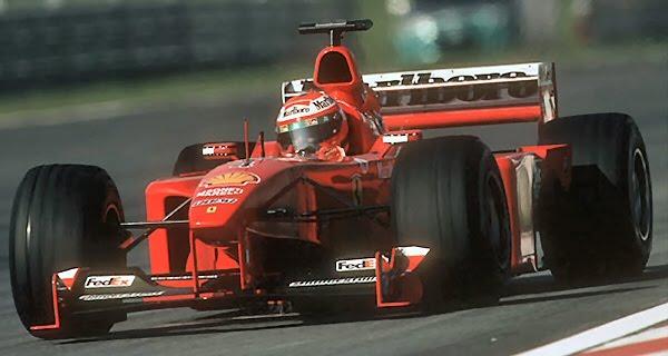 GP da Malásia de Formula 1, Sepang, em 1999 by gps.gpexpert.com.br