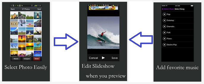 Cara Membuat Foto Slideshow di Android