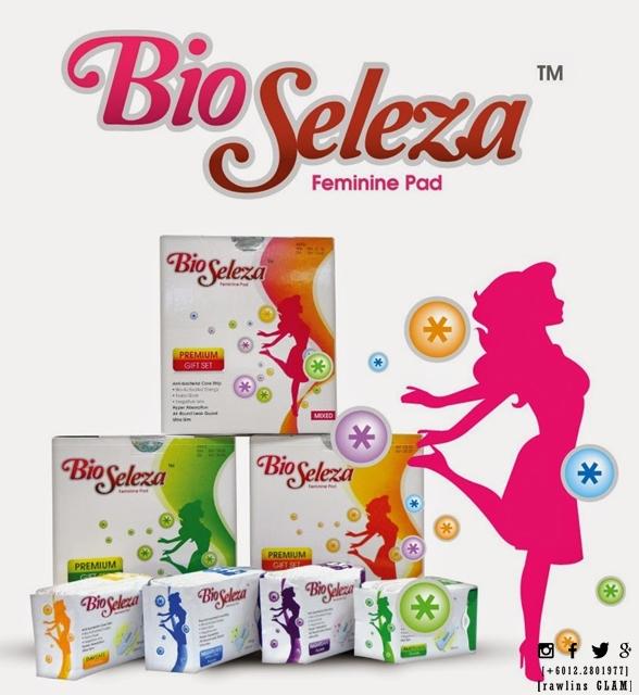 masalah sakit puan, keputihan, kegatalan, Miss V, haid, period, menstrual, tuala wanita, pad, sanitary pad, Bio Seleza, testimoni, Hanis Haizi Protege, nifas, bocor,