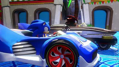 เกมส์แข่งรถโซนิค