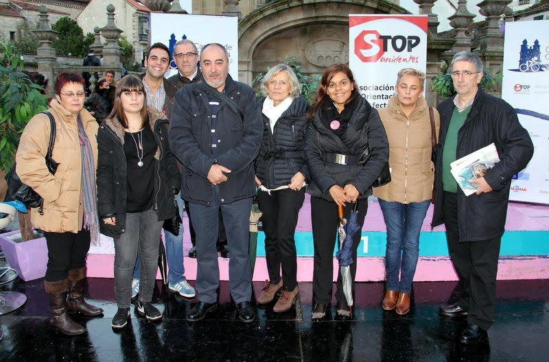 PONTEVEDRA - NOVIEMBRE 2012