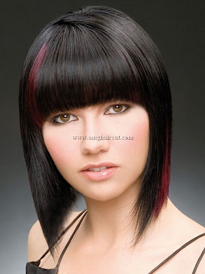 hair machine 6 Bold Hair Highlights Ideas