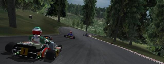 Nuevo circuito de Kart