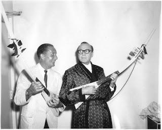 jack benny ukulele