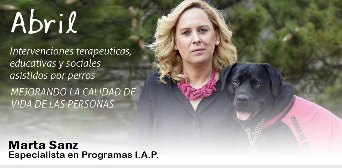 Intervenciones terapéuticas, educativas y sociales asistidos por perros