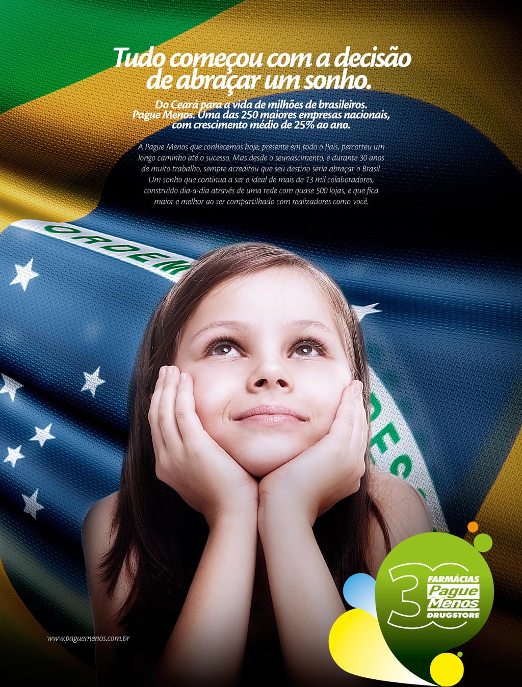 07358ec6a8063 SILVIO CÉSAR, PUBLICITÁRIO  Pague Menos  anuncio institucional ...