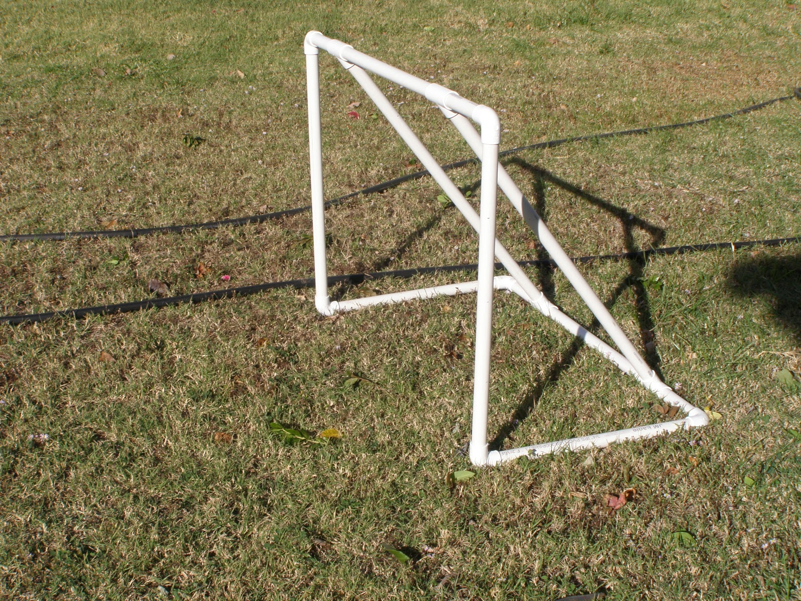 just folk art pvc soccer goal net
