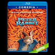 Las travesuras de Peter Rabbit (2018) Full HD 1080p Audio Dual Latino-Ingles