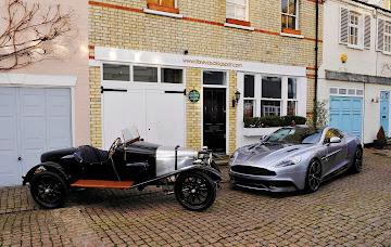 Aston Martin - 100 Years
