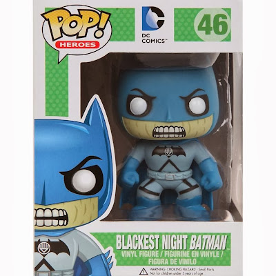 Hot Topic Exclusive Blackest Night Black Lantern Batman Pop! Vinyl Figure in Packaging by Funko