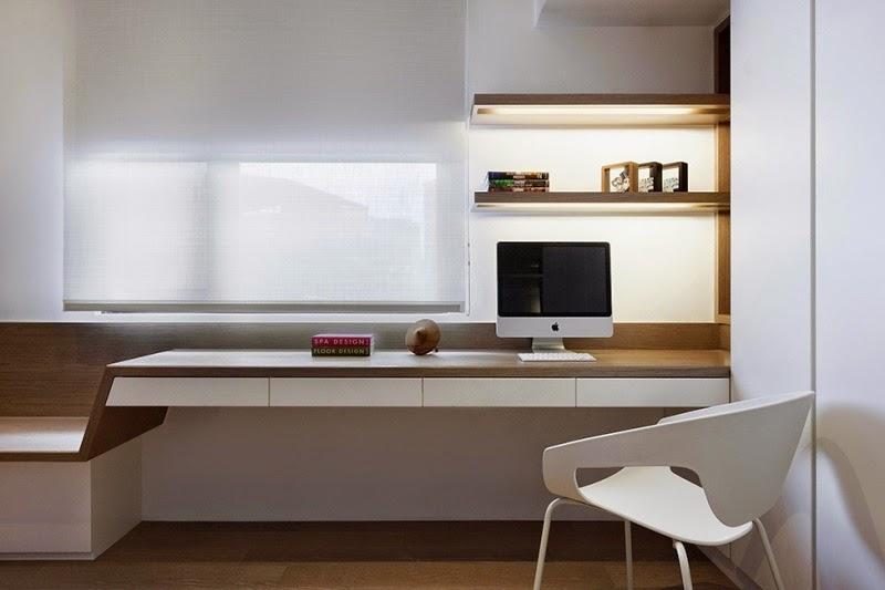 Stylish Open Plan Apartment In Taipei