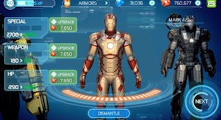 Download Game Iron Man 3 for Android Apk