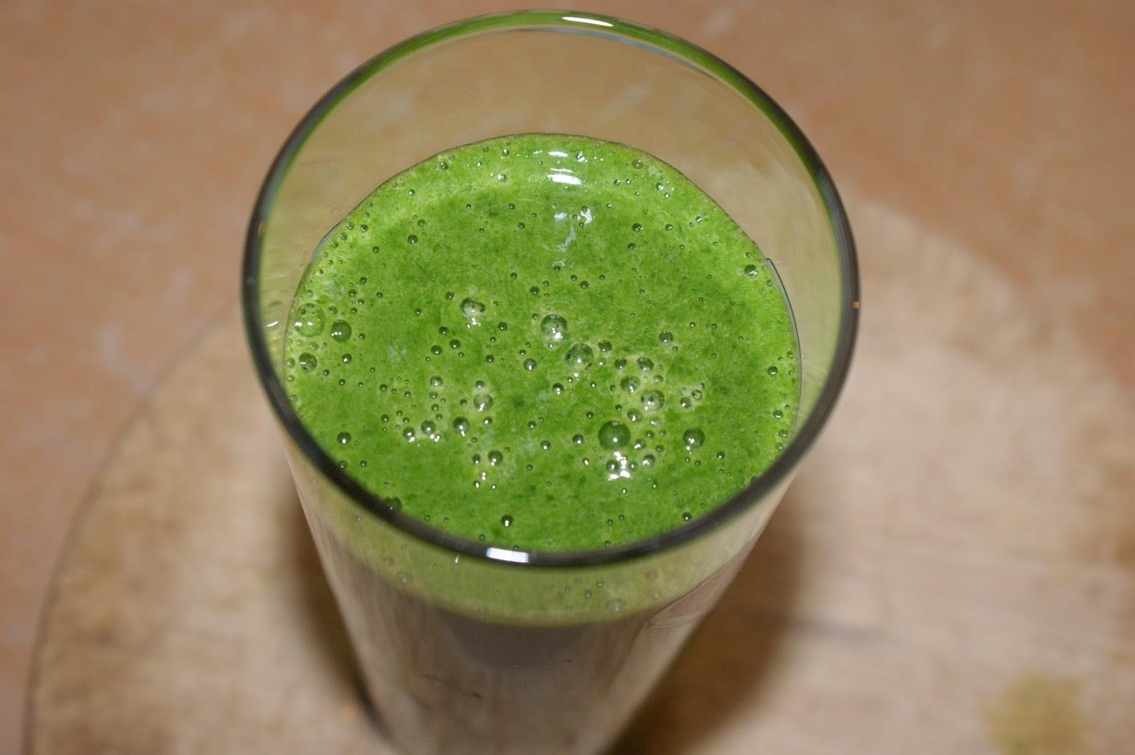 green smooethie