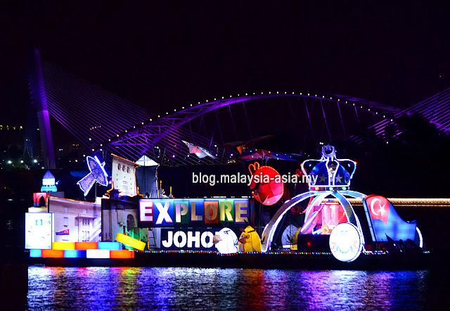 Johor Tourism Float
