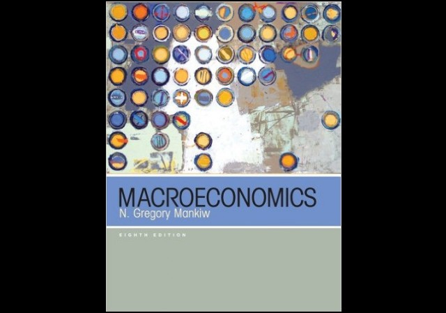 Macroeconomics 8th Edition by N. Gregory Mankiw