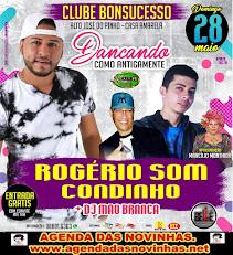 CLUBE BONSUCESSO - ROGÉRIO SOM