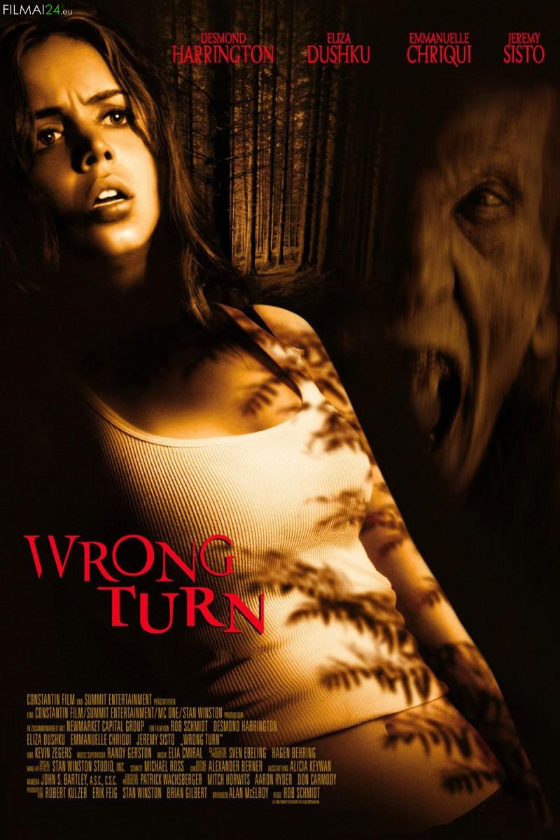 Watch Wrong Turn Movie Online Free 2003