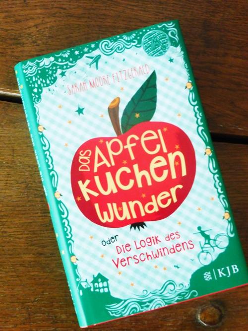 Bücher Buchvorstellung Das Apfelkuchenwunder