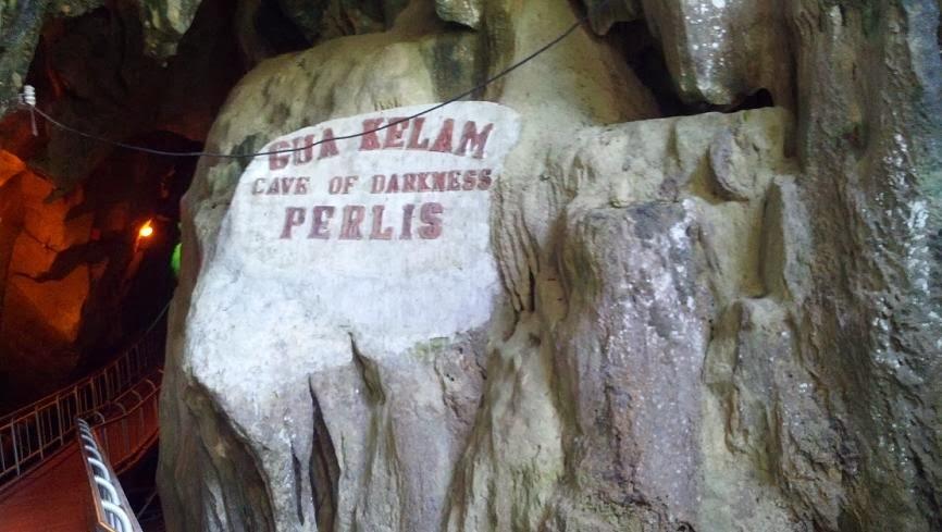 gua kelam perlis, camping di gua kelam