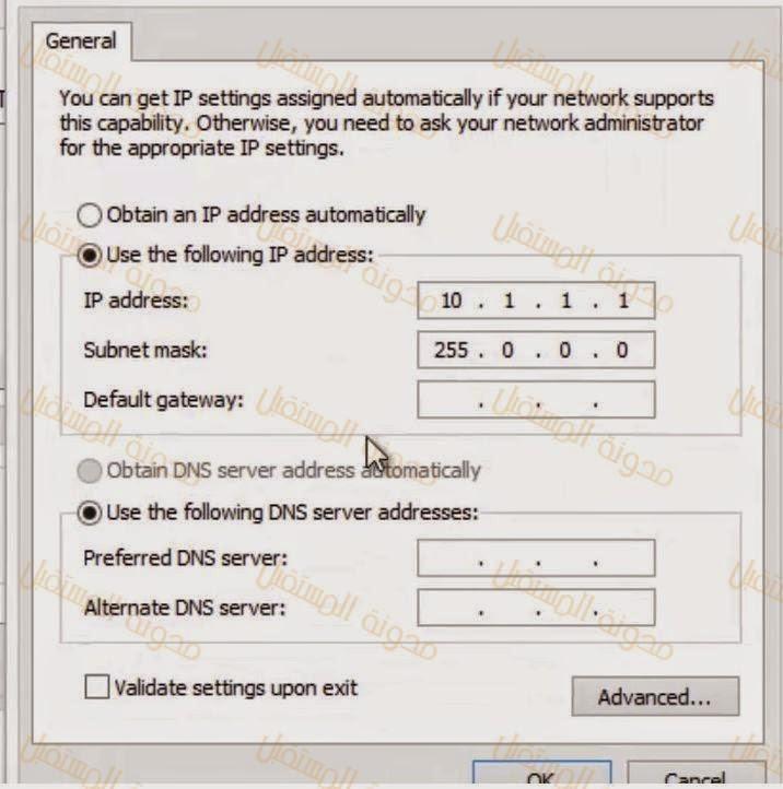 كيفية تثبيت ويندوز7 من الشبكة بطريقة سهلة و سريعة