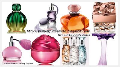 Harga Parfum Oriflame Wanita