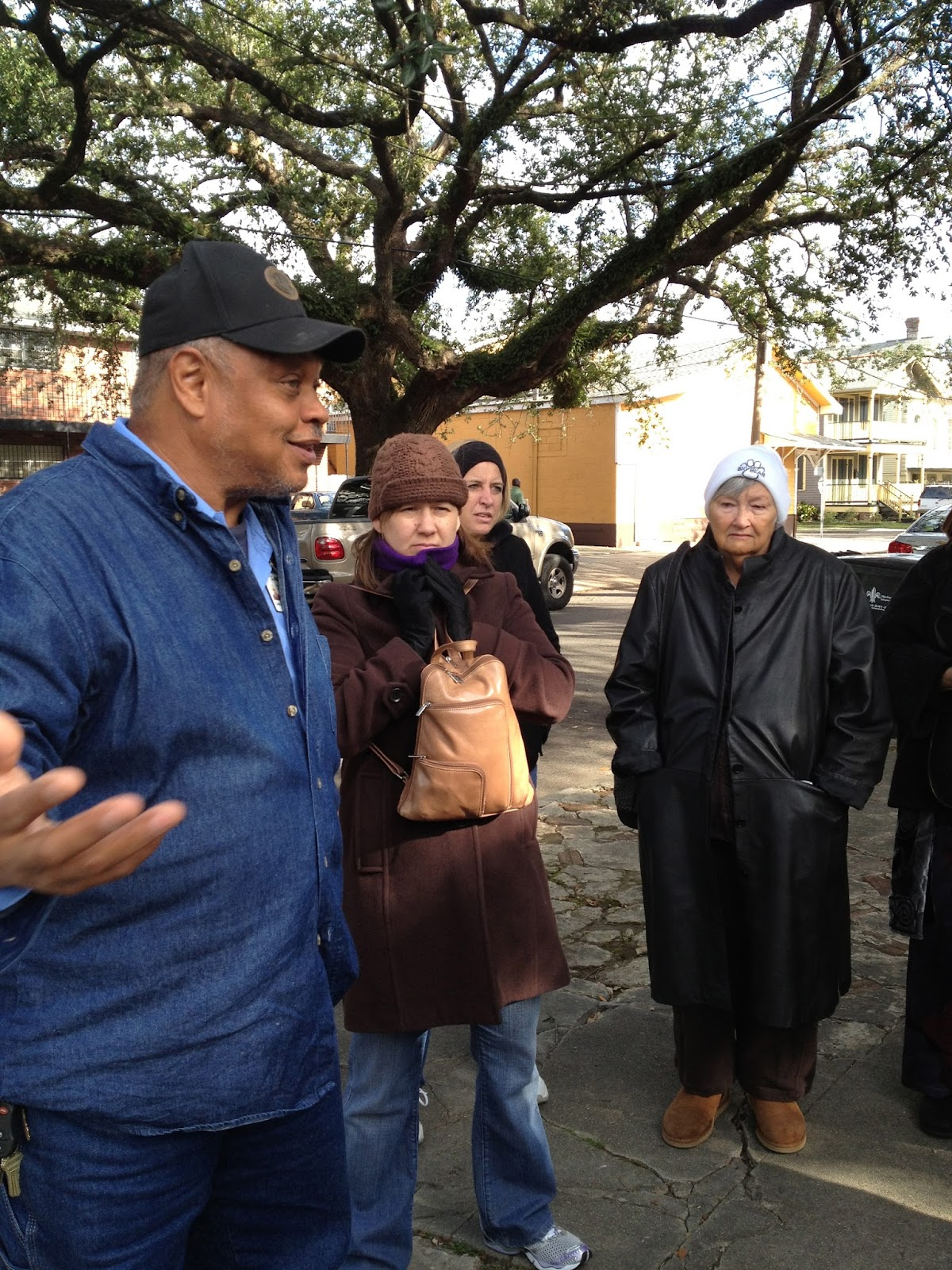 Milton Guide of Treme Walking Tour