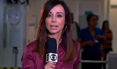 Jornalista Elaine Bast da Globo descobre câncer após reportagem