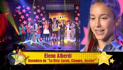 Disney channel nuevo episodio de la gira con elena alberdi - Elena alberdi ...