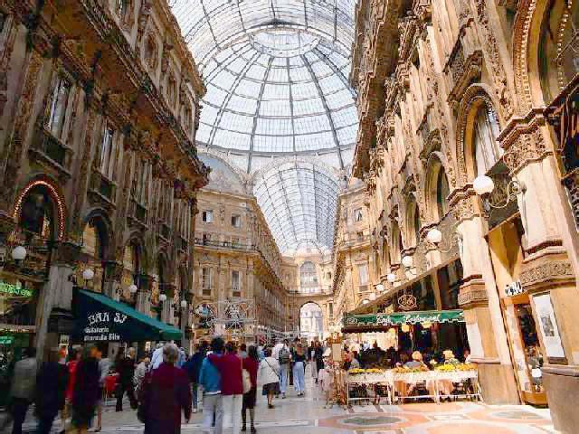 Милан,Италия,распродажи в Италии