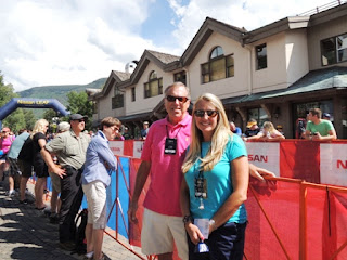 Vail, time trial, Dick Gentry, Lisa Decker