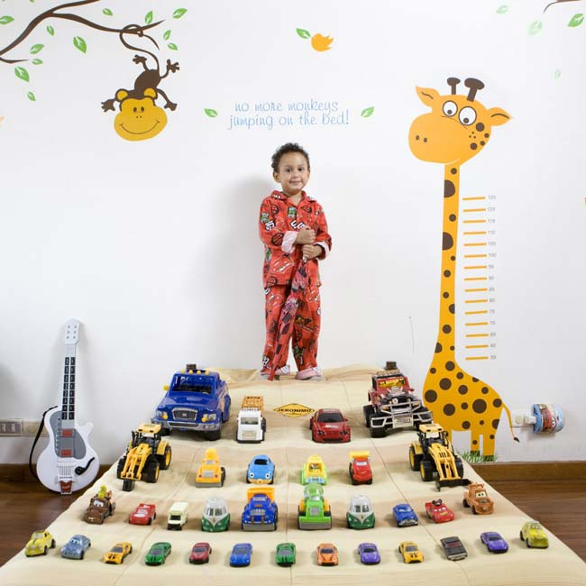 Toy Stories, Gabriele Galimberti